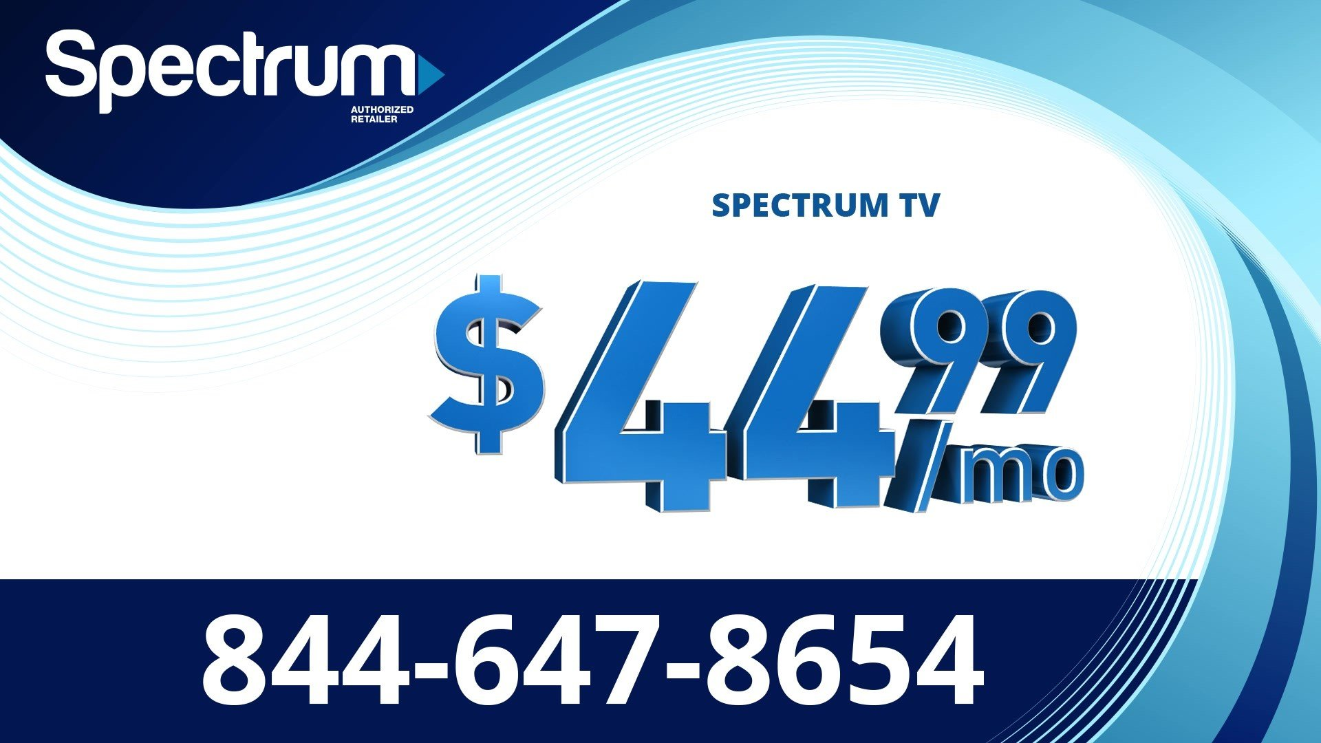 Spectrum Digital TV in Modesto - Learn More by Calling 844-647-6614